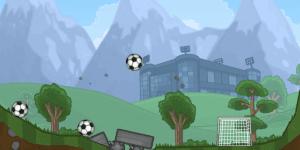 Hra - Score The Goal