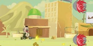 Hra - Alien Striker