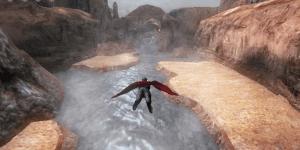 Hra - Man Of Steel Heros Flight