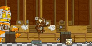 Hra - Beno Bear Escape