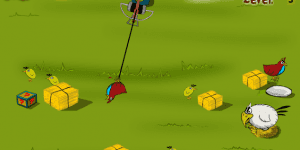 Hra - Birds Catcher