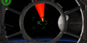 Hra - Star Wars Trench Run