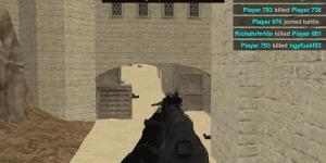 Hra - Special Strike Dust 2