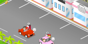 Hra - Frenzy Gas Station