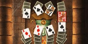 Hra - Aztec Solitaire