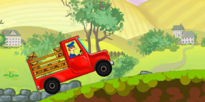 Hra - Postman Pat Special Delivery Servic