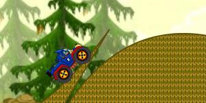 Hra - Sonic Truck Ride