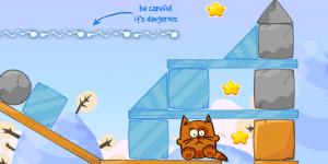 Hra - Fly Kitty Fly