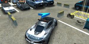 Hra - Skill 3D Parking Police Station
