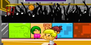 Hra - Basketball Heroes