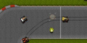 Hra - Penguins Super Kart