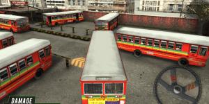 Hra - Best Bus 3D Parking