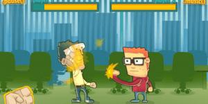 Hra - Nerds vs Geeks