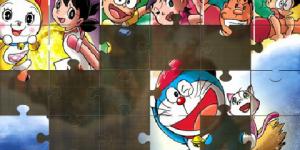 Hra - Doraemon Jigsaw Puzzle