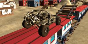 Hra - Buggy Stunts