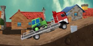 Hra - Car Transporter 3D