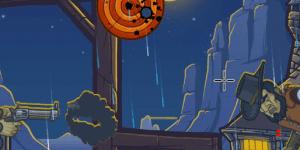 Hra - Smokin Barrels 2