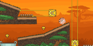 Hra - Piggy in the Puddle 2