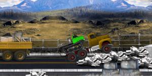 Hra - Extreme Cargo Transporter