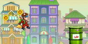 Hra - Jetpack Jack Ride