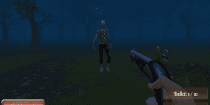 Hra - 3D Zombie Hell 3
