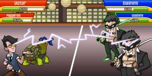 Hra - Ninjas vs Mafia Deluxe