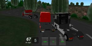 Hra - Truck Racing 2 3D