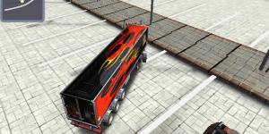 Hra - Skill 3D Parking Thunder Trucks