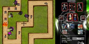 Hra - Pokemon Invaders TD