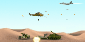 Hra - Army Copter