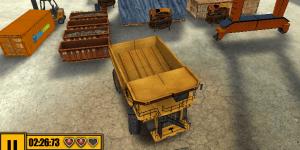 Hra - 3D Parking Construction