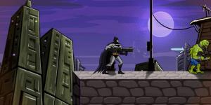 Hra - Batman Shoot Em Up