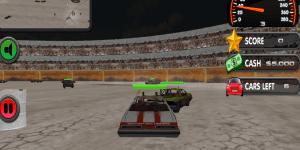 Hra - Crash Derby
