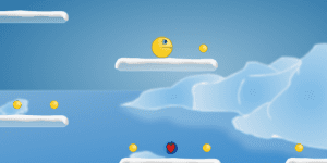 Hra - Pacman Platform 2