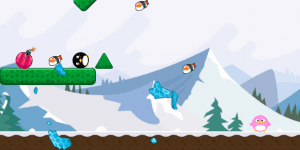 Hra - Exploding Penguins