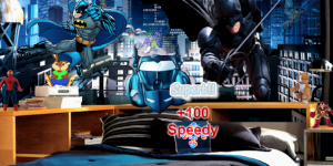 Hra - Batman Bedroom Hidden Objects