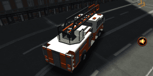 Hra - Fire Truck Dash 3D Parking