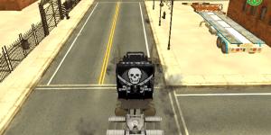Hra - Truck Parking 3D