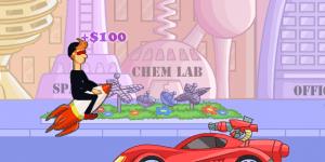 Hra - Spy Jet