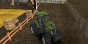 Hra - Farm Tractor Driver 3D