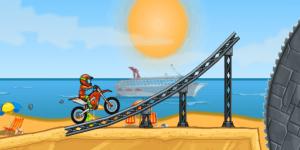 Hra - Moto X3M