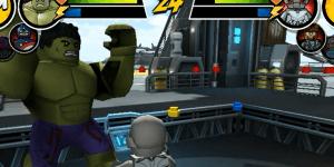 Hra - LEGO Marvel Super Heroes Team up