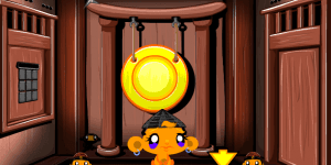 Hra - Monkey Go Happy Ninjas 2