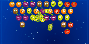 Hra - Bubble Shooter Fruits