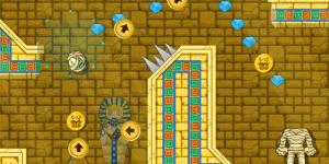 Hra - Mummy's Path Level Pack