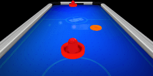 Hra - Air Hockey 3D
