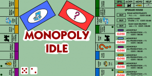 Hra - Monopoly Idle