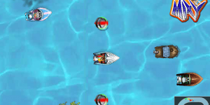 Hra - Spongebob Boat