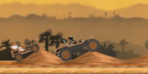Hra - Beach Buggy Transporter