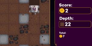Hra - Midnight Miner